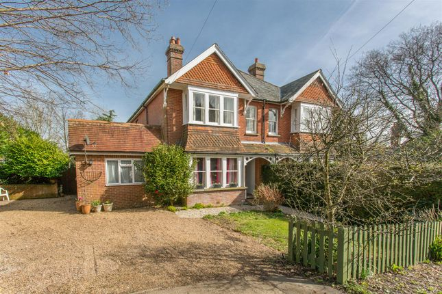 Thumbnail Semi-detached house for sale in Ghyll Road, Heathfield