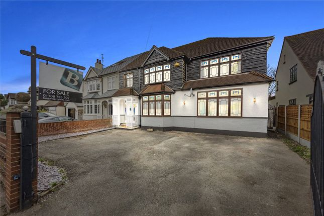 5 bed semi-detached house for sale in Brentwood Road, Gidea Park RM2
