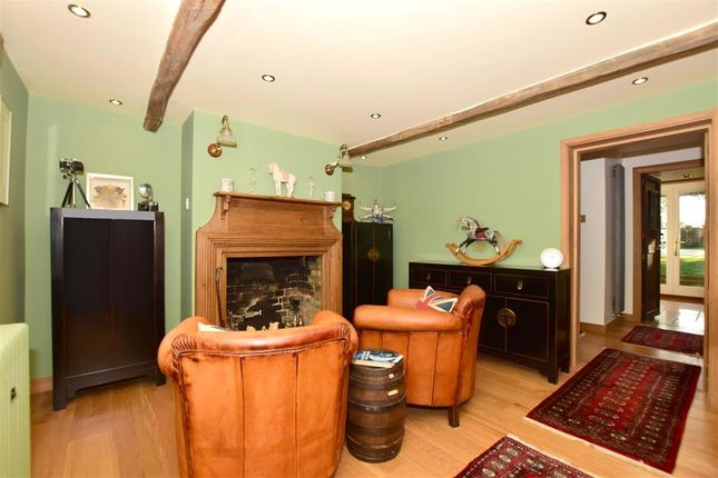 Sitting Room of The Street, Stockbury, Sittingbourne, Kent ME9