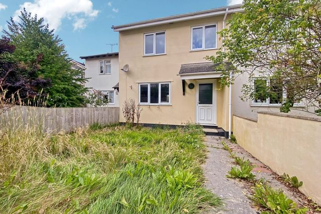 3 bed terraced house for sale in Church Grove, Barnstaple EX32