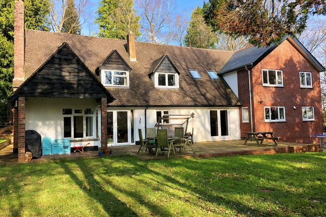 6 bed detached house for sale in Lower Broad Oak Road, West Hill, Ottery St Mary, Devon