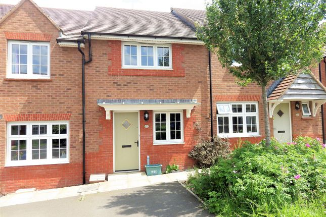 Thumbnail Terraced house to rent in Kivell Close, Holsworthy