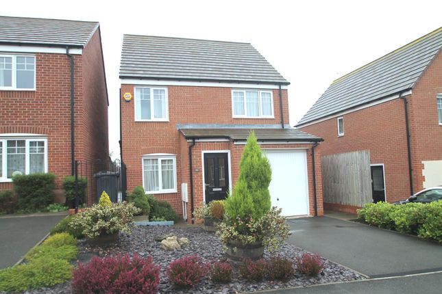 Thumbnail Detached house for sale in Martineau Drive, Harborne, Birmingham
