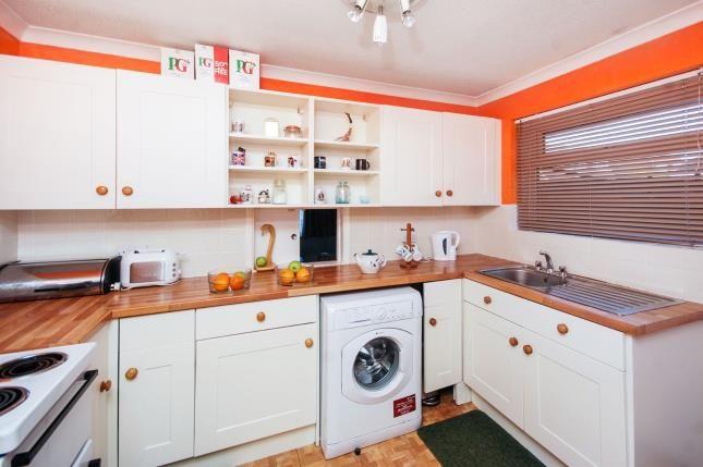 Kitchen of Caws Avenue, Seaview PO34