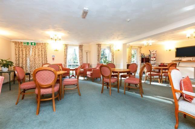 Communal Lounge of Bagshot, Surrey GU19
