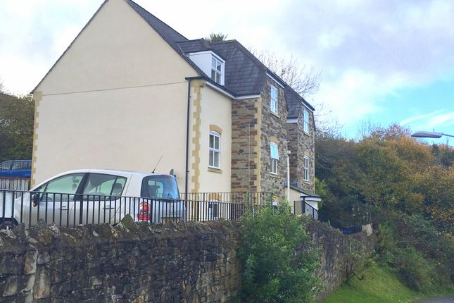 Thumbnail Flat to rent in Rogers Drive, Saltash