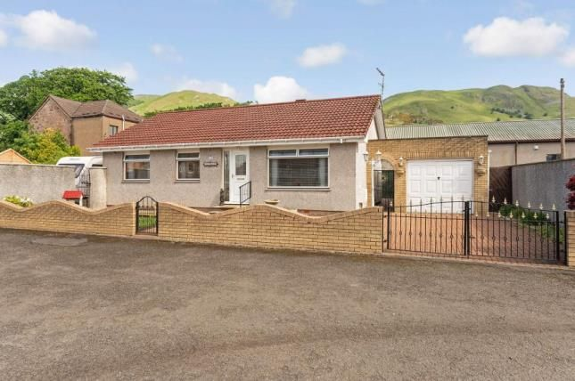 Thumbnail Bungalow for sale in Greenfield Lane, Tillicoultry, Clackmannanshire