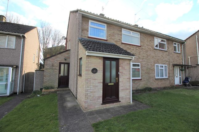 3 bed end terrace house to rent in Streamleaze, Thornbury