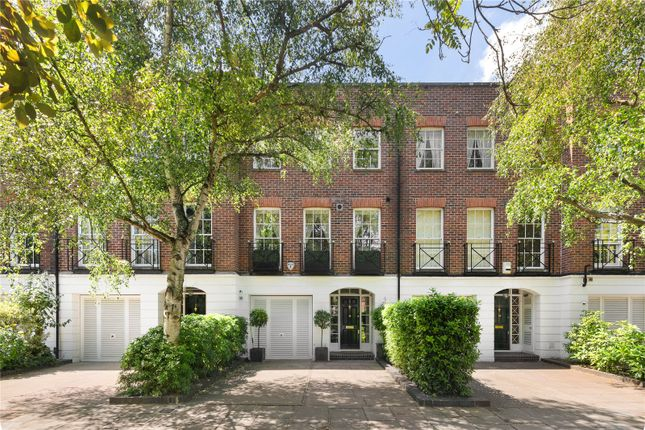 Thumbnail Terraced house for sale in Somerset Square, London