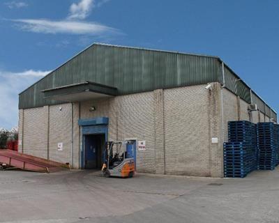 Thumbnail Warehouse to let in 14 Ballylurgan Road, Fivemiletown, County Tyrone