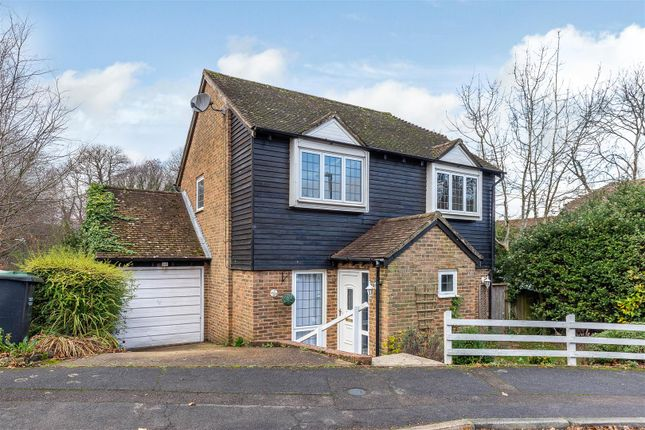 Thumbnail Detached house for sale in Sadlers Close, Walderslade, Chatham
