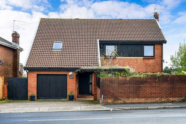 Detached house for sale in Hellas Drive, Barry