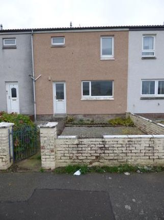 Thumbnail Terraced house to rent in Glenkiln Place, Dumfries
