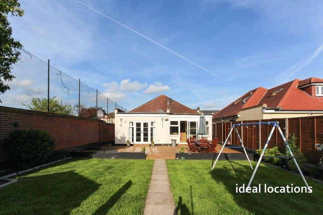 Thumbnail Detached bungalow to rent in Water Lane, Seven Kings