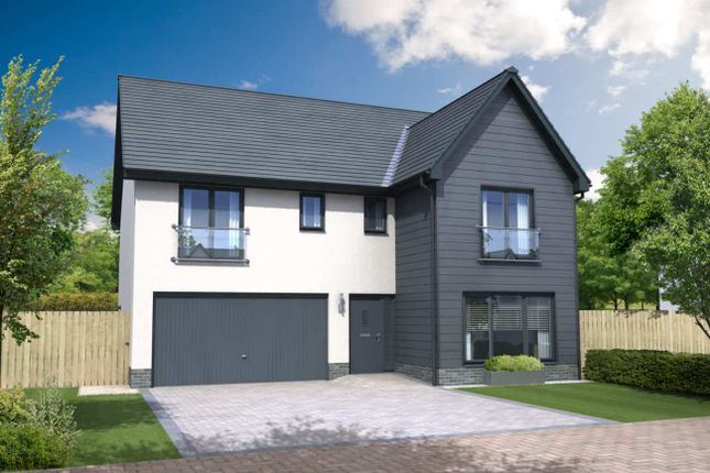 """Thumbnail Detached house for sale in """"Mackintosh"""" at Mid Calder, Livingston"""