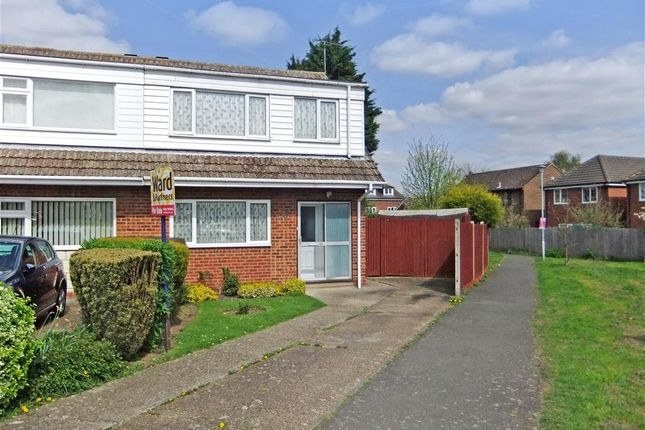 Thumbnail Semi-detached house for sale in Pout Road, Snodland, Kent