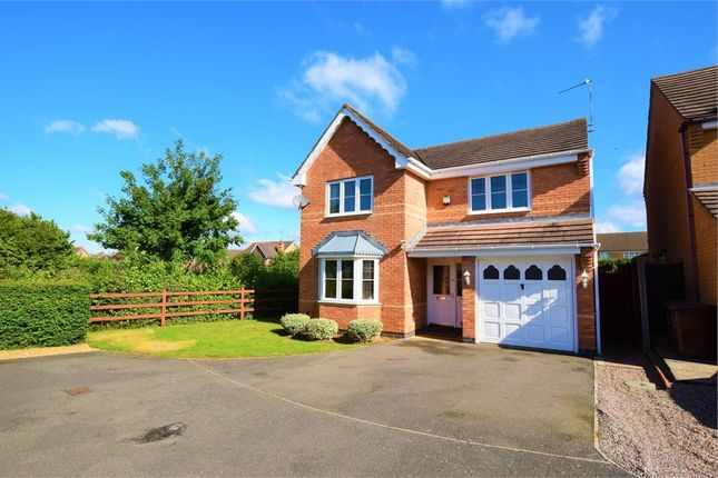 Detached house for sale in Riverstone Way, Northampton