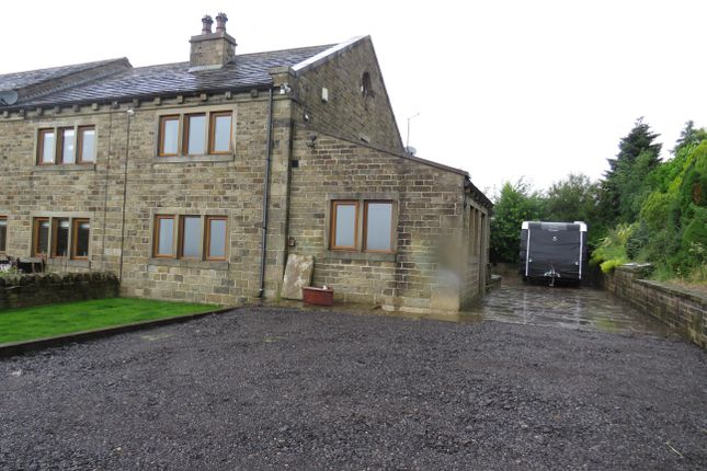3 bed cottage to rent in Ned Hill Road, Causeway Foot, Halifax HX2