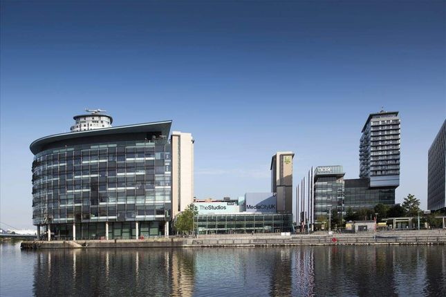 Thumbnail Office to let in Digital World Centre, Manchester