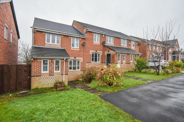 Front of Williams Drive, Guide, Blackburn BB2