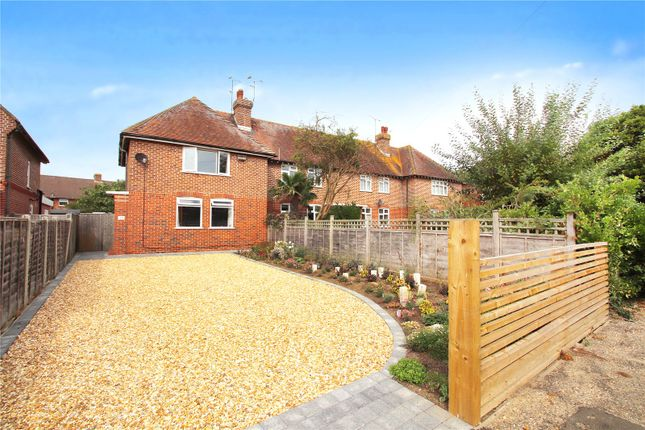 3 bed end terrace house for sale in Roundstone Drive, East Preston, West Sussex BN16