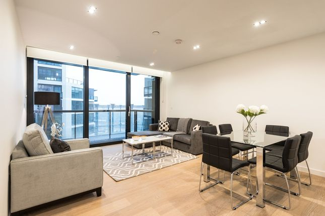 Thumbnail Flat to rent in Plimsoll Building N1C, London,