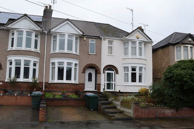 Thumbnail Terraced house to rent in Chelveston Road, Coundon, Coventry