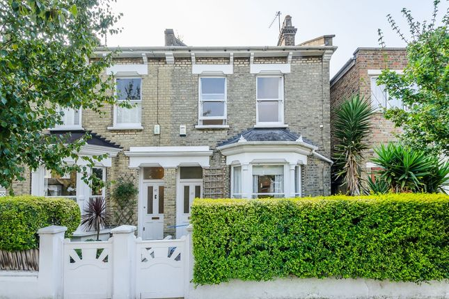 Thumbnail End terrace house to rent in Antrobus Road, London