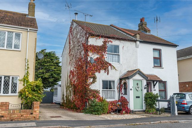 2 bed semi-detached house for sale in New Road, Great Wakering, Southend-On-Sea, Essex SS3
