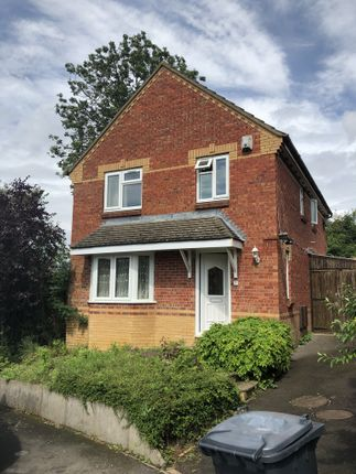 Thumbnail Detached house to rent in Balmoral Close, Wellingborough