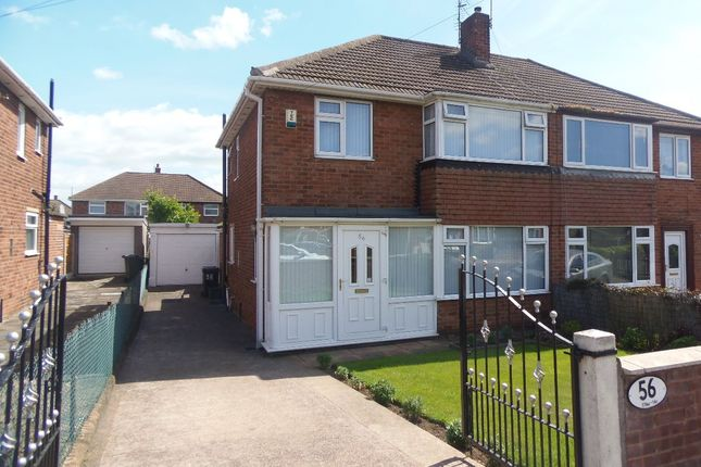 Thumbnail Terraced house to rent in Dublin Road, Doncaster