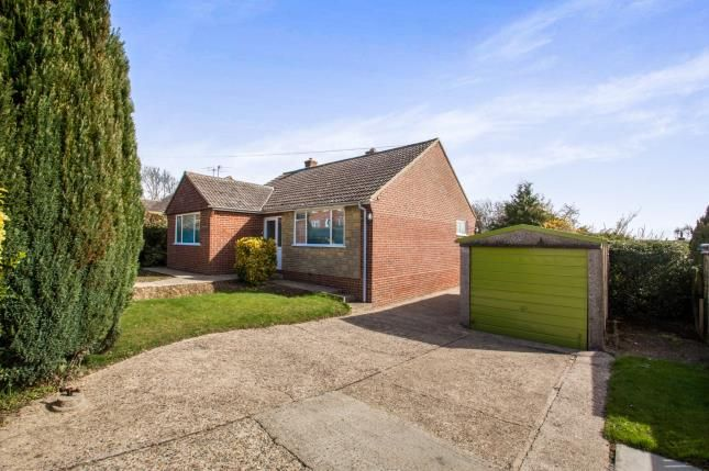 Thumbnail Bungalow for sale in Green Lane, Old Wives Lees, Canterbury, Kent