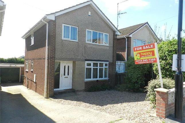 3 bed detached house for sale in Wharfedale Drive, Chapeltown, Sheffield, South Yorkshire