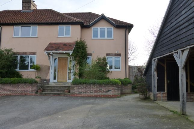 Thumbnail Property to rent in The Street, Snailwell, Newmarket