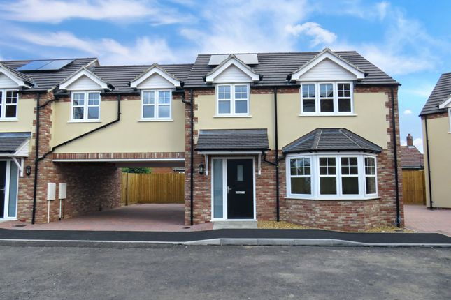 Thumbnail Link-detached house for sale in Dartford Road, March