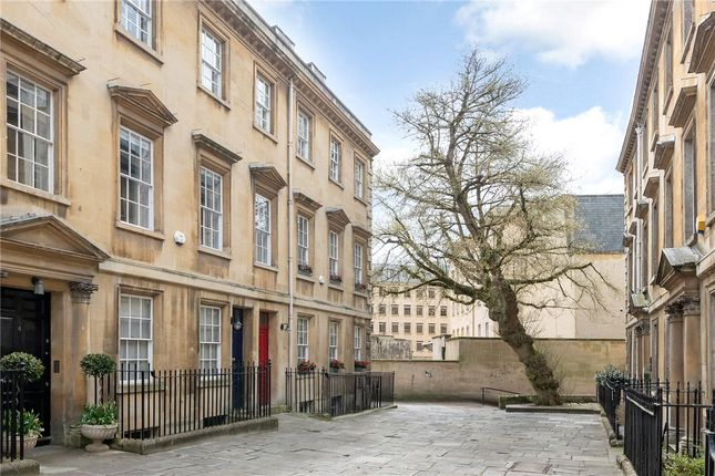 Thumbnail Terraced house for sale in North Parade Buildings, Bath, Somerset