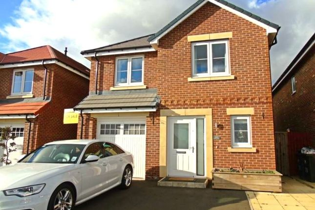 Thumbnail Detached house for sale in Hadrian Wynd, Wallsend