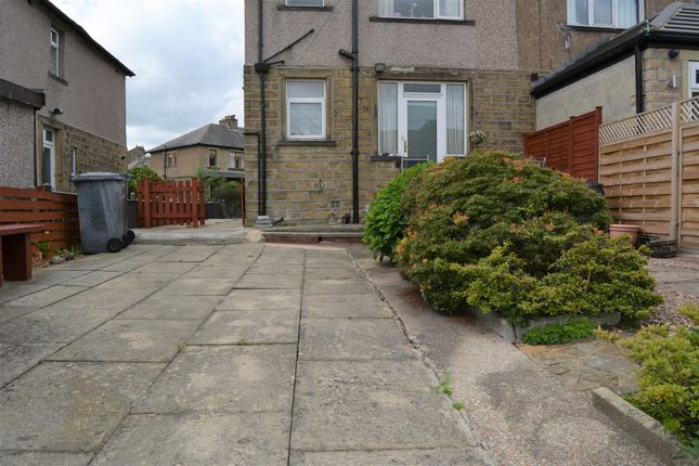Garden of Quarmby Road, Quarmby, Huddersfield HD3
