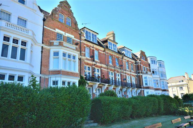 Thumbnail Flat for sale in Grosvenor Gardens, St Leonards-On-Sea