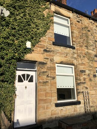 Thumbnail Terraced house to rent in Finchwell Road, Handsworth, Sheffield