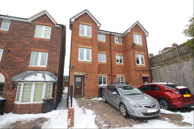 Thumbnail Semi-detached house for sale in Beldon Drive, Stanley
