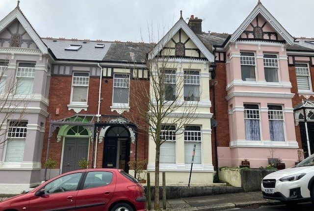 Thumbnail Flat to rent in Burleigh Park Road, Peverell, Plymouth