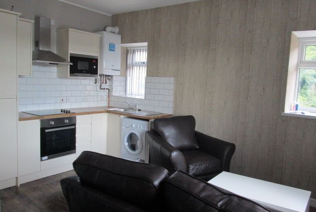 Thumbnail Flat to rent in Fabian Way, Swansea
