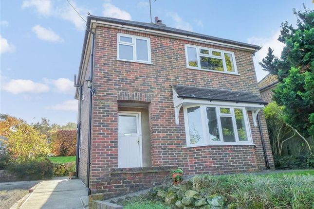 Thumbnail Detached house for sale in Western Road, Crowborough, East Sussex