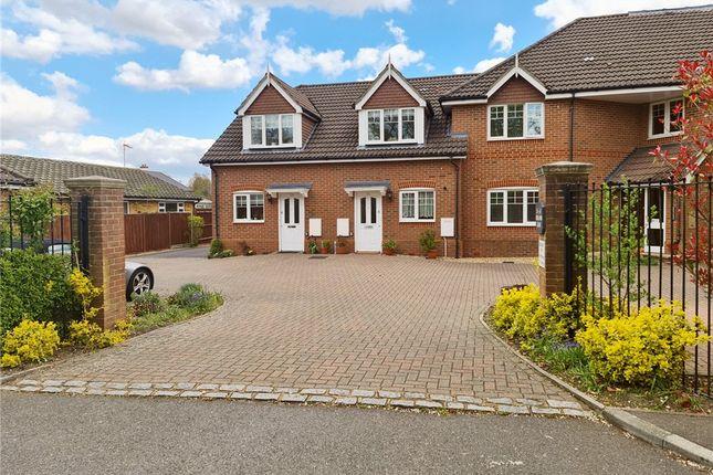 2 bed terraced house for sale in Hurlands Close, Farnham, Surrey GU9