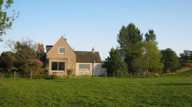 Thumbnail Detached house for sale in Belmont, Whinnyhill, Dumfries