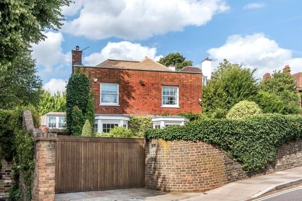 Thumbnail Detached house for sale in Church Row, Hampstead Village, London