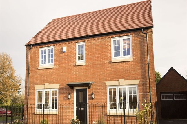 "Thumbnail Detached house for sale in ""The Chedworth"" at Riber Drive, Chellaston, Derby"