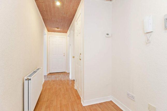 Hallway of Uig Place, Barlanark, Glasgow G33