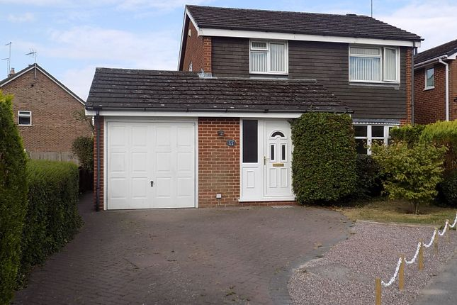 Thumbnail Property to rent in Poplar Crescent, Ashbourne, Derbyshire